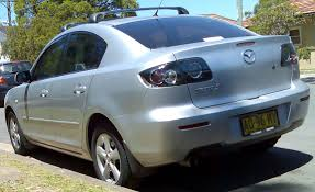 Black Mazda 3 2006: Amazing Pictures and Images – Look at the car