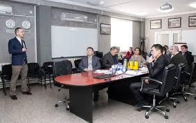 Первые казахстанские инженеры в сфере автопрома защитили  Сегодня на заводе АЗИЯ АВТО состоялась защита первых магистерских диссертаций по направлению Машиностроение Их авторами стали первые инженеры