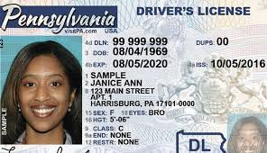 Pa Your Accept Still Will In Airports Driver's 2018 License