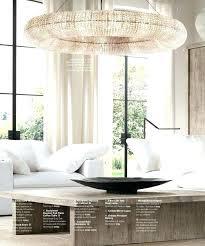 restoration hardware chandelier ceiling lights re bathroom fixtures curtains sofa large chandeliers of crystal halo orbit restorat