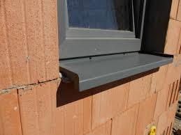 Außen Gibts Jetzt Fensterbretter Chiemgau Baublog