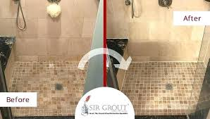 best grout for shower floor furniture how to apply and seal grout on tile floors homeowner