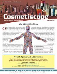 Cosmetiscope June 2019 By Nyscc Webmaster Issuu