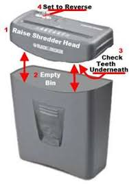 solved diagram of royal d15000 paper shredder fixya how to reconnect the red and black wires on the motor to the royal d15000 paper shredder