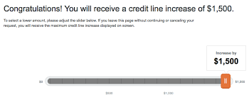 Asking For Credit Line Increase Dont Reject A Credit Limit Increase Magnifymoney