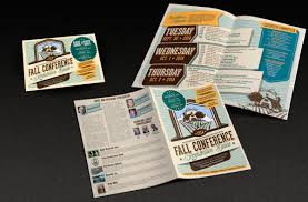 Brochure Mailer Agricultural Conference Direct Mailer Design