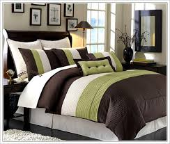 Brown And Lime Green Bedding Sets