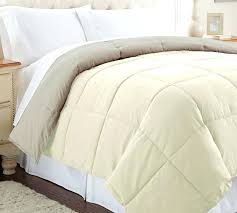 taupe comforter set down alternative reversible comforter almond taupe queen comforter oversized queen bedding taupe comforter set queen