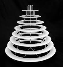 Cookie Display Stand HOT SALE 100 tiers acrylic macaron display stand Cookie Stand 50