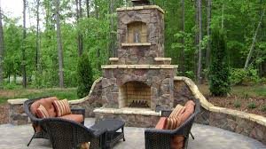 outdoor brick fireplace designs home design pick impeccable