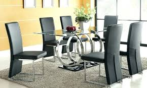glass dining set oval dining set for 6 dining table sets for 6 amusing glass dining
