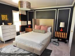 Main Bedroom Designer Inspired Master Bedroom Evaru Design Hgtv