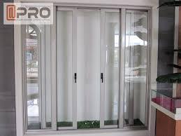 durable entrance aluminum folding doors