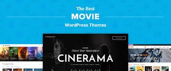 Wordpress Movie Theme Top 15 Best Wordpress Movie Themes For 2019 Compete Themes