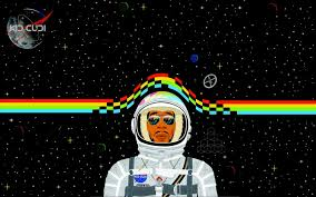 kid cudi astronaut e hip hop d j rap wallpaper