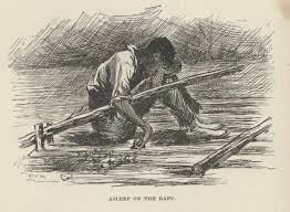 second huck finn post racism or friendship van liew american when it comes to jim huck has a sort of metaphorical blindfold on the blindfold which can we seen as society blinds huck from seeing jim as an equal