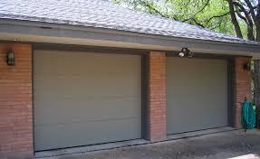 flat panel garage doorFlush Panel Garage Door Models  Best Flush Panel Garage Door