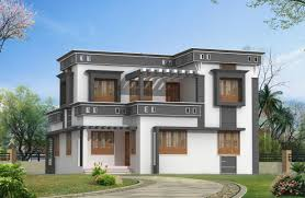 Quirky Combination Modern House Colors Exterior Minimalist Modern - House designs interior and exterior