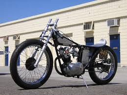 smoke and throttle supercharged triumph tiger cub goes for the