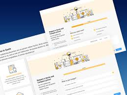 How To Create A Quotation Template Stunning QUOTE Quotation Or Survey Form Wizard By Ansonika Dribbble