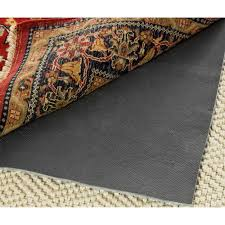 home depot rug pad no slip rug pad area rug padding