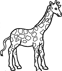 Giraffe Coloring Pages Printable 49 Giraffe Coloring Pages