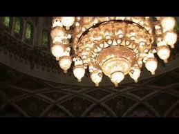 the sultan qaboos grand mosque in mu oman