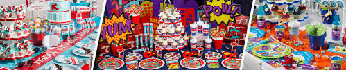 International Party Decorations Buy Boys Birthday Party Supplies Decorations Shindigz