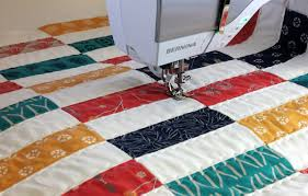 Simple Strips Quilt-along Part 4 - Decorative Stitch Machine ... & More Decorative Stitch Quilting Adamdwight.com