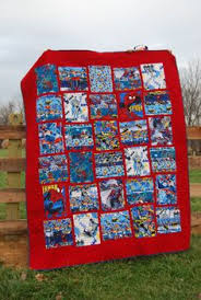 Are you ready for this? I've received more compliments on this ... & Items similar to Custom Superhero Quilt - Batman Quilt - Superhero Bedding  - Superhero Room - Twim Size Quilt - Custom Made to Order on Etsy Adamdwight.com