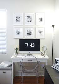 White And Gold Decor White Gold Desk Decor Shannon Did What