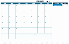 8 Year Calendar Template Excel - Exceltemplates - Exceltemplates