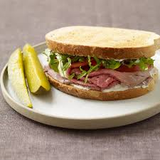 roast beef sandwich recipe. Modren Roast Roast Beef Sandwiches With Horseradish Mayo And Sandwich Recipe