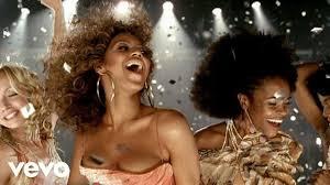 Beyonce in naughty girl