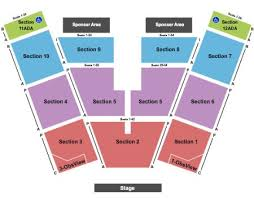 Northern Stage Seating Chart Northern Quest Casino Outdoor Stage Tickets And Northern