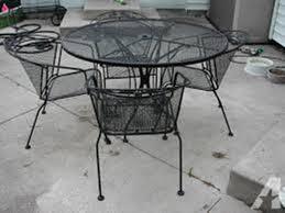 patio iron patio set home interior design iron patio set l f90d05dc3fb
