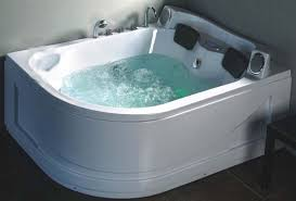 ... Bathtubs Idea, Spa Bathtubs Jacuzzi Bath Benefits Large Square Jetted  Jauzzi For Two Persons Designed ...