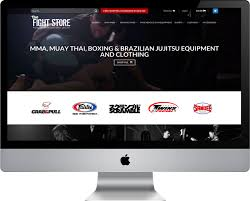 Pumpkin Web Design Preston The Fight Store E Commerce Website Design Pumpkin Web Design