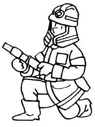 Small Picture Fire Safety Coloring Pages Printable Coloring Pages for Kids