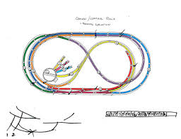 dc reversing switch wiring diagram images wiring diagrams led lighting for model railroads model railroad wiring