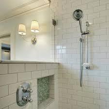 Bathroom Shower Tile Ideas Amazing Breakthrough Subway Tile Ideas Shower Design Cuttingedgeredlands