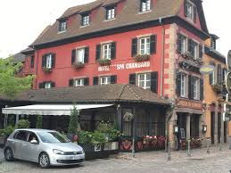 a general view of the le chambard hotel where tv chef anthony bourdain was found