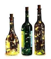 glass bottle lights bottle lights glass bottle with led lights inside