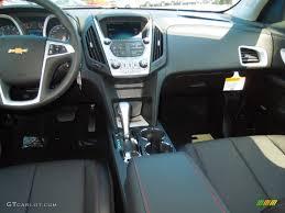 2013 Chevrolet Equinox LT Jet Black Dashboard Photo #69447685 ...