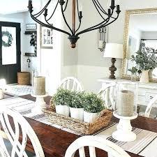 dining table centerpiece ideas beautiful farmhouse room design bring dining table centerpiece decor simple round dining table centerpiece ideas