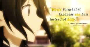 Anime Quotes About Friendship Interesting Anime Quote 48 By AnimeQuotes On DeviantArt