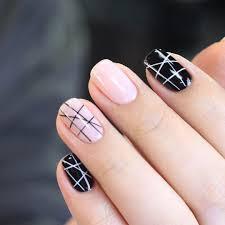 Nails ~ Nail art ~ Unhas Geométricas ~ Nail design ~ Geometric ...