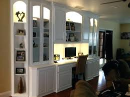 built in home office cabinets. Built In Home Office Furniture Wall Units Captivating Ins White . Cabinets V