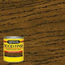 Wood Finish Dark Walnut Oil Based Interior Stain
