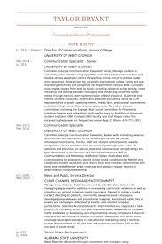 honors resume samples resume samples database director of communications honors college resume samples
